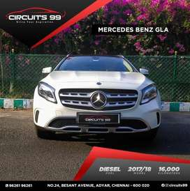 Mercedes-Benz GLA 4MATIC, 2017, Diesel