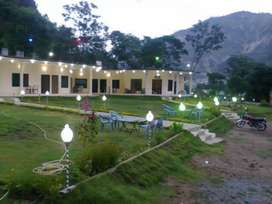 Hotel leased in Northern Areas