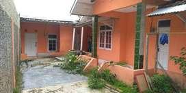 Rumah komersil: kontrakan 11 kamar (HARGA NEGO)
