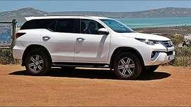 Toyota Fortuner 3.0 4x4 MT, 2019, Diesel