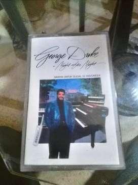 Jual kaset george duck original