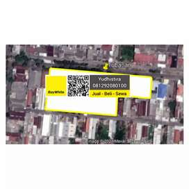 Dijual tanah SHM di Darmo Indah Surabaya