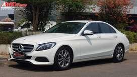 Mercedes Benz C200 AVG 2016 Akhir Km 13Rb Tgn 1 Dr Br Mulus!!!