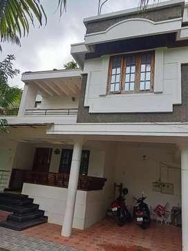 3 BHK HOUSE AT Swathy Nagar, pippinmoodu, near Kendria vidyalaya