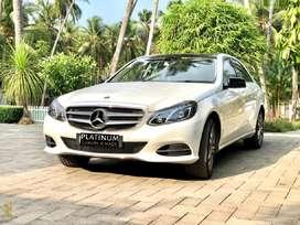 Mercedes-Benz E-Class E250 CDI BlueEfficiency, 2014, Diesel