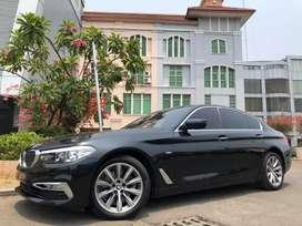 BMW 520i Luxury 2019 G30 Black On Black Km3000 Wrnty5Thn TDP Ringan