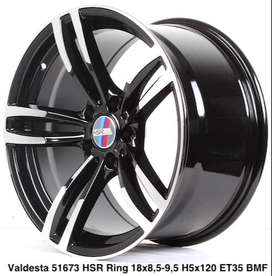 VALDESTA 51673 HSR R18X85/95 H5X120 ET35 BMF