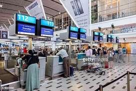 Hurry up urgent hiring of ticketing executive salary upto 35k