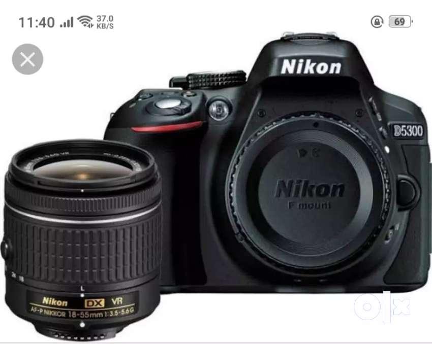 Nikon d5300 0