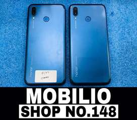 Honor play (4/64) blue, brand new condition.
