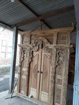cuci gudang pintu gebyok gapuro jendela rumah masjid musholla ani