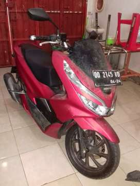Dijual pcx abs mulus Rp 27 jt nego