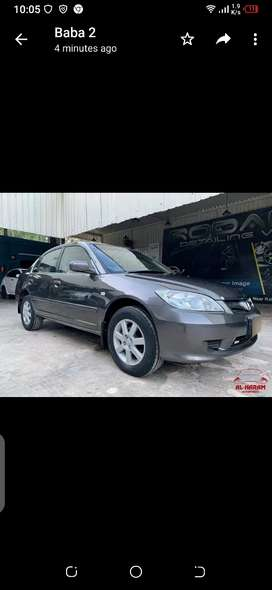 Honda civic vti orial lush condition