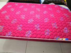 Double size foam mattress - very rarely used