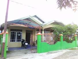 Dijual Rumah di Jl. A Yani KM 8 di Komp. Palapan Indah Blok K No.162.