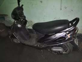 Scooty is in very good condition mahindra rodeo
