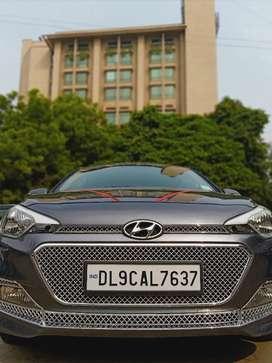 Hyundai I20 Sportz 1.4 CRDI, 2016, Diesel