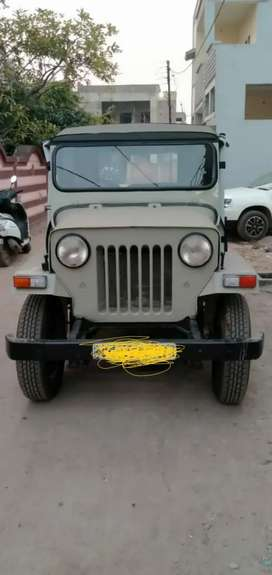 Mahindra Jeep new