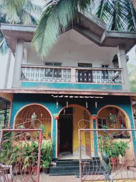 1Bhk flat with front facing balcony(Marcel-goa)