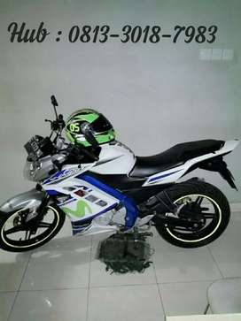 Dijual motor Yamaha Vixion