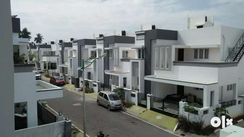 Gated community projects plots for sales DTCP Approved 0