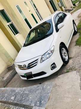 Toyotal Corolla GLI 1.3 Genuine is up for urgent Sale