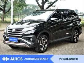 [OLX Autos] Toyota Rush 2018 S 1.5 Bensin A/T Hitam #Power Auto ID