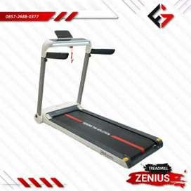 Promo murah Treadmill Elektrik Zenius import