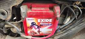 I want to sell Exide battery