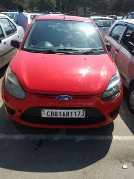 First owner Ford Figo Chandigarh number