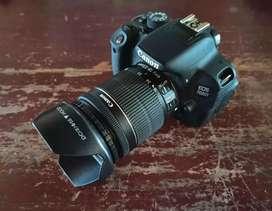 Canon 700d tinggal pake