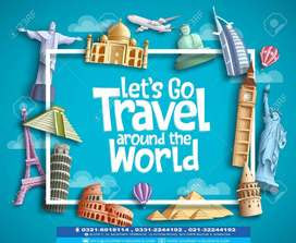 EXPERIENCED STAFF FOR TRAVEL AGENCY IN SOLDIER BAZAR
