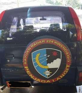 Cover ban serep Terios Taft Taruna Touring Crv Rush Escudo Feroza dll