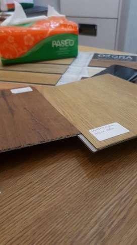 Vinyl Klik Decotil Dekorasi Untuk Lantai