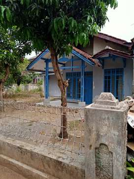 Jual rumah bangunan