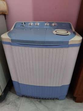 LG Washing Machine 7 kg, Semi-Automatic