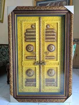 Kaligrafi Pintu Ka'bah 3D (fiberglass)