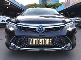 Toyota Camry Hybrid 2016 Hitam