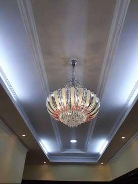lampu acrylic 3 warna