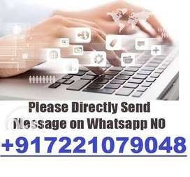 Data Entry Projects || 250 Rs. Per Page || 100% Daily Payout.!!