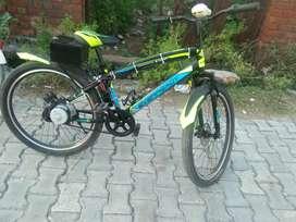 Cycle motar bali