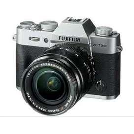 Minat Ajukan Kredit Kamera XT20  Proses Dengan Expres