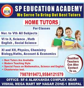 URGENTLY REQUIRED FEMALE/MALE HOMETUTOR
