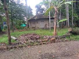 Plot and small house for sale urgent sale