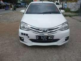 Dijual cepat Toyota Etios G MT 2014