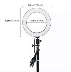 Tiktok LED ring light for video photography shoot for Tiktok