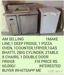RESTAURANT Da Saman Rs.60,000/-