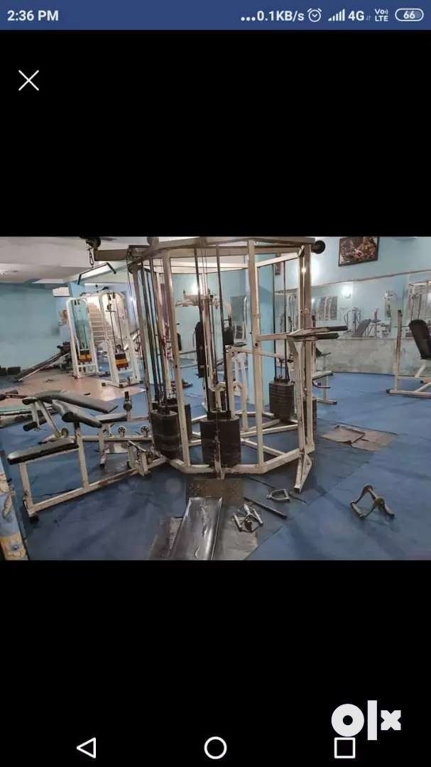 Gym urgent sell, good condition working form