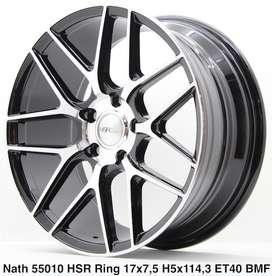 promo NATH 55010 HSR R17X75 H5X114,3 ET40 BMF
