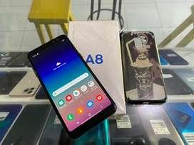 Samsung Galaxy A8 2018 Black 4/32